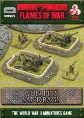 Gun Pits - Sandbags
