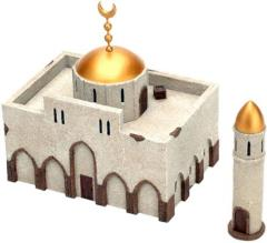Mosque w/Minaret