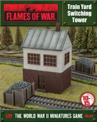 Train Yard Switching Tower