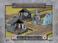 Ruined Buildings
