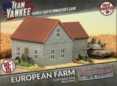 European Farmhouse