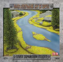River Expansion - Islands