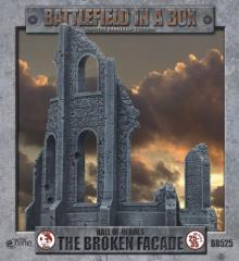 Hall of Heroes - The Broken Façade