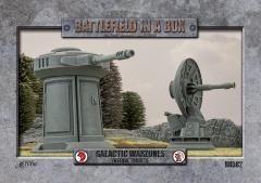 Galactic Warzones - Defense Turrets