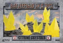 Citrine Crystals