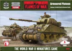 Sherman Armoured Platoon