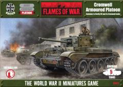 Cromwell Armoured Platoon