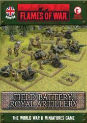 Field Battery Royal Artillery