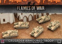 Crusader Armoured Troop
