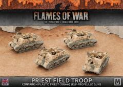 Priest Field Troop (Plastic)