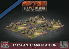 17 pdr. Anti-Tank Platoon