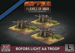 Bofors Light AA Troop