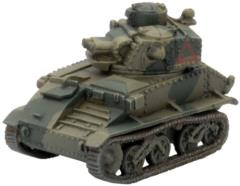 Vickers Light Tank Mk VI B w/Mk VI C Gun Option