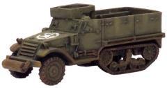 M5 Half-Track w/Mortar Platoon