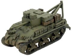 Sherman Armored Recovery Vehicle