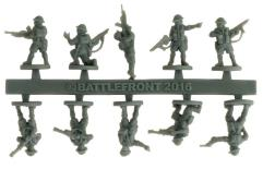 Rifle Platoon (8th Army) (Plastic)