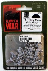 Artillery Crew (8th Army)