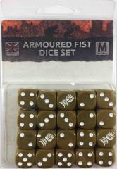 Armoured Fist Dice Set