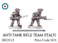 Anti-Tank Rifle Team (Italy)
