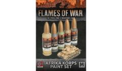 Afrika Korps Paint Set (2nd Printing)