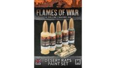 Desert Rats Paint Set (2nd Printing)