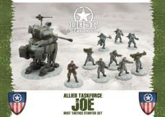 Allied Taskforce Joe - Starter Set