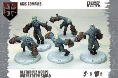 Blutkreuz Korps Untertoten Squad - Axis Zombies (2013 Edition)