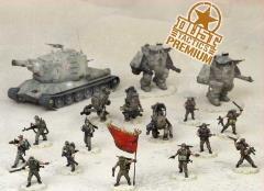 Battlegroup Red Banner - Babylon Pattern (Premium Edition)