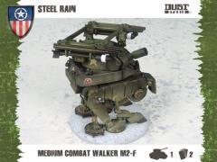 Medium Combat Walker M2-F - Steel Rain