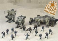 USMC Taskforce Machete - Babylon Pattern (Premium Edition)