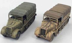 Sd Kfz 9 (18t) Famo Collection #1