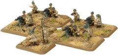 Tirailleurs Machine-Gun Platoon