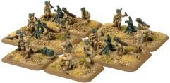 Tirailleurs Mortar Platoon