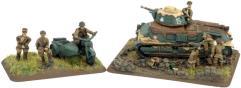 General de Gaulle w/Somua Objective