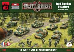 Blitzkrieg - Tank Combat Squadron