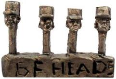 French Kepi Head Sprue