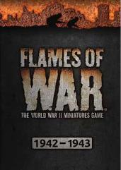 Flames of War Rulebook (4th Edition, 1st Printing)