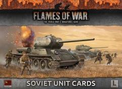 Soviet Unit Cards
