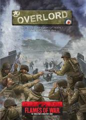 Overlord - The Allied Invasion of Framce June-September 1944