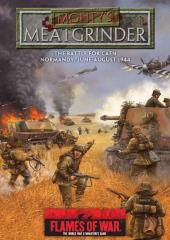 Monty's Meat Grinder - The Battle for Caen