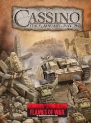 Cassino - Italy, January - May, 1944