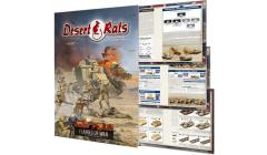 Desert Rats - British Forces in the Desert 1942-43
