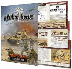 Afrika Korps - German Forces in the Desert 1942-43