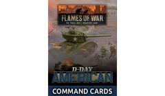 D-Day - American Command Cards