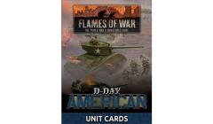 D-Day - American Unit Cards