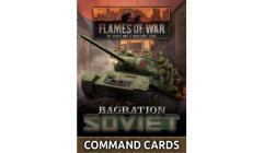 Bagration - Soviet Command Cards
