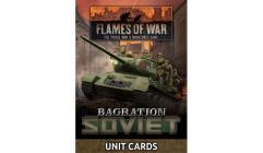 Bagration - Soviet Unit Cards