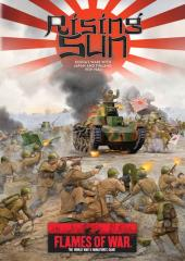 Rising Sun - Russia's Wars with Japan and Finland 1939-1940