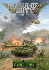 Tour of Duty - Armoured, Airborne, and Infantry Combat in Vietnam 1965-1971
