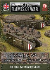 Mark V* Tank